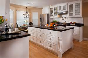 Kitchen Islands Atlanta by Black And White Kitchen Traditional Kitchen Other