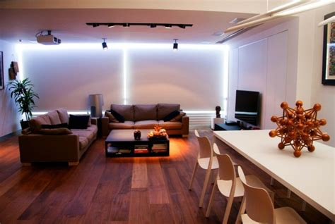 moderne beleuchtung wohnzimmer indirekte beleuchtung f 252 rs wohnzimmer 60 ideen