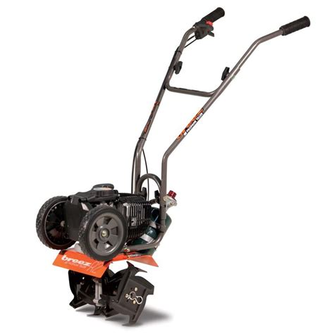 Garden Tillers At Lowes by Shop Breez R2 40cc 4 Cycle 10 In Gas Cultivator At Lowes