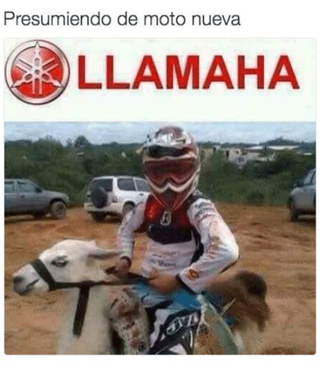 Moto Memes - presumiendo de moto nueva llamaha meme on sizzle