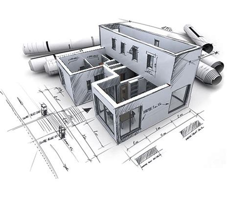 home design architects builders service 2d 3d cad services company india architectural drawing