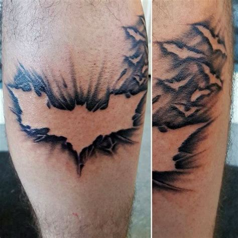 50 incre 237 bles dise 241 os de tatuajes inspirados en batman