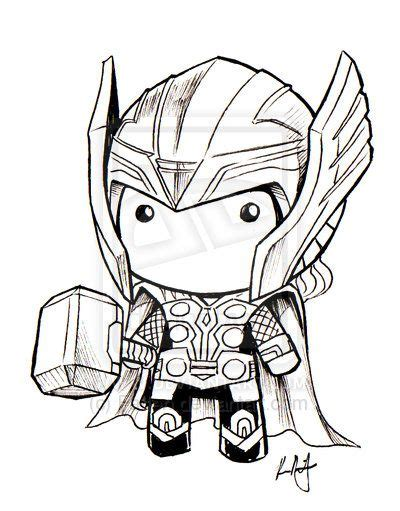 baby iron man coloring pages chibi thor art for amigurumi inspiration tom loki with a