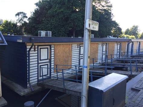 woonboot en ligplaats te koop woonboten te koop betonnen bak zonder ligplaats