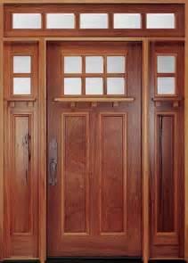 craftsman style front doors entry doors exterior doors