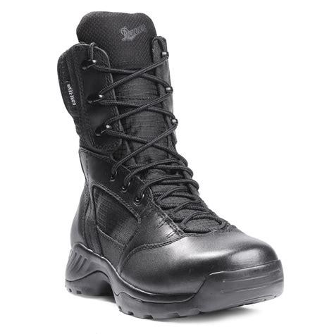 duty boots danner kinetic waterproof side zip 8 inch duty boots at galls