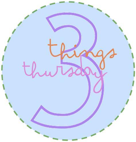 Thursday Three Spooky Stuff by Three Things Thursday Chrystal Hurst