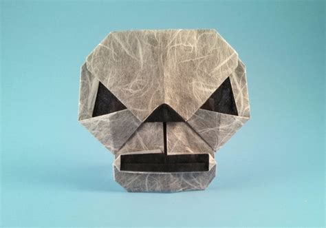 Skull Origami - origami skulls and skeletons page 1 of 2 gilad s