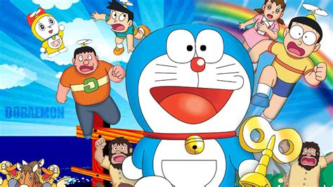 Doraemon 3D Cartoon HD for Android Wallpaper: Desktop HD