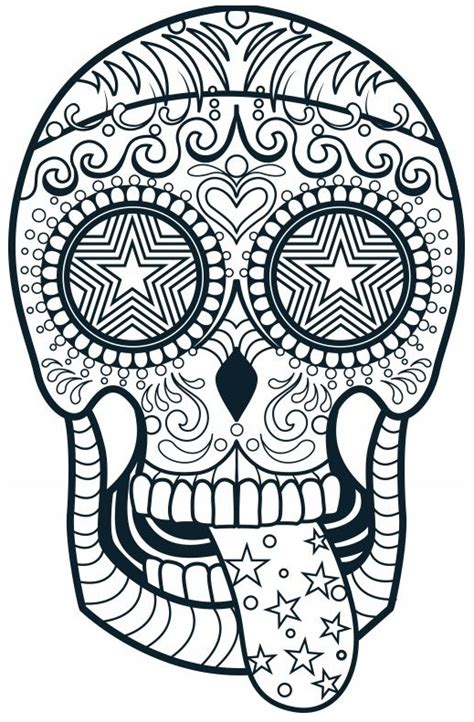 day of the dead face coloring pages day of the dead 2017 drawing tattoo makeup