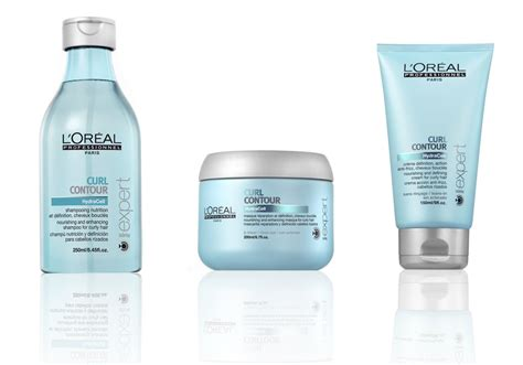Loreal Shoo Spa l oreal professional for curly hair curly hair