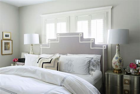 Dresser In Front Of Window by Headboard In Front Of Window Design Decor Photos