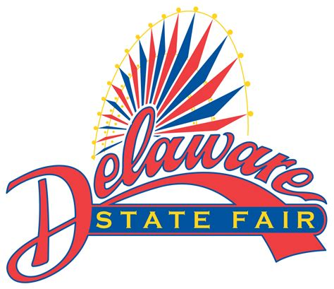 Search Delaware Jurisdiction File Delaware State Fair Svg