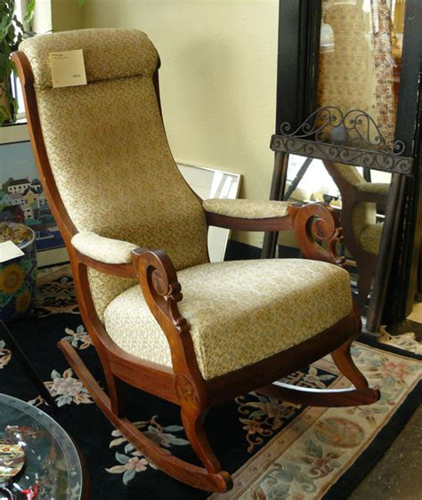 Rocking Chair Upholstery by Upholstered Rocking Chair Ideas Modern Home Interiors