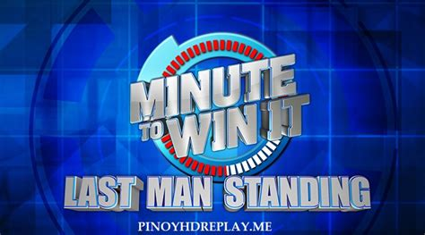 minute to win it minute to win it last standing september 6 2016