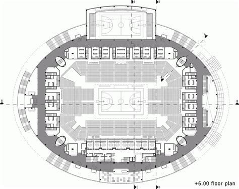arena floor plans gallery of ankara arena yazgan design architecture 19