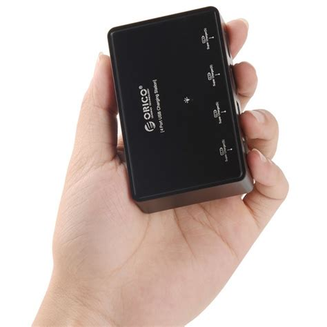 Orico Usb Wall Travel Charger 5 Port Dcp 5u 1 orico usb wall travel charger 4 port dcp 4s black jakartanotebook