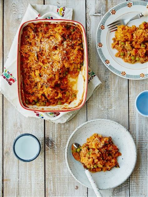 Sweet Potato Cottage Pie Oliver by Pies Pastries Recipes Oliver