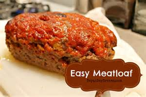 easy meatloaf recipe dishmaps