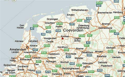 Netherlands Address Finder Kaart Nederland Coevorden Digtotaal