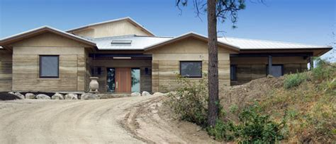 rammed earth house rammed earth home summerland bc