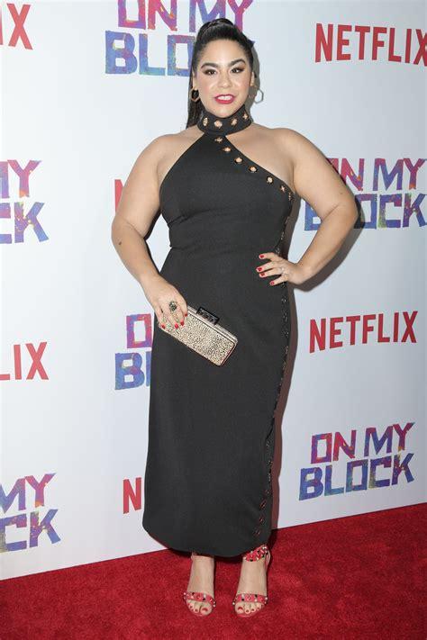 Blockers Premiere Garcia Netflix S Quot On My Block Quot Premiere In La