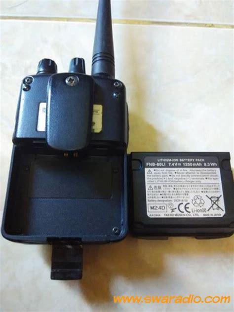 Antena Ht Smp 468 Vhf dijual yaesu vx5 swaradio