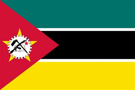 file flag of mozambique 1983 svg wikimedia commons