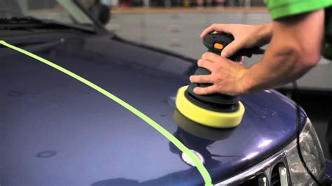 polishing new car paint how to restore paint with the 3m paint restoration system