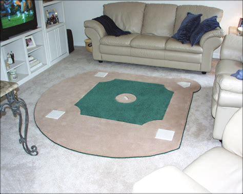 baseball diamond rug custom baseball field rug back in