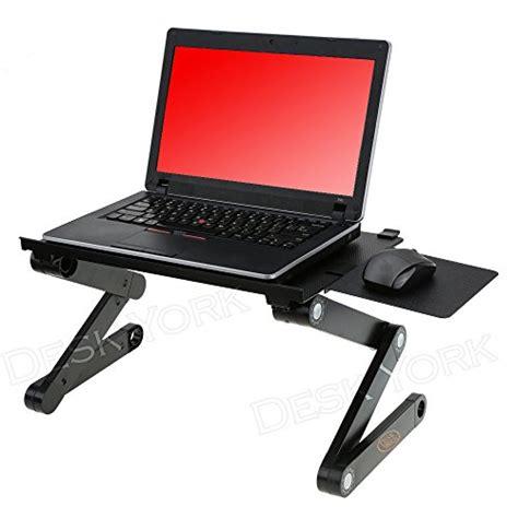 Computer Laptop Desk Table Stand Holder Cooling Fans Cooling Laptop Desk