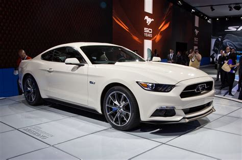 2015 mustang 50th anniversary edition price 2015 ford mustang 50th anniversary edition motor trend wot