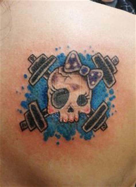 tattoo ink lifting barbell tattoo google search tattoo inspiration