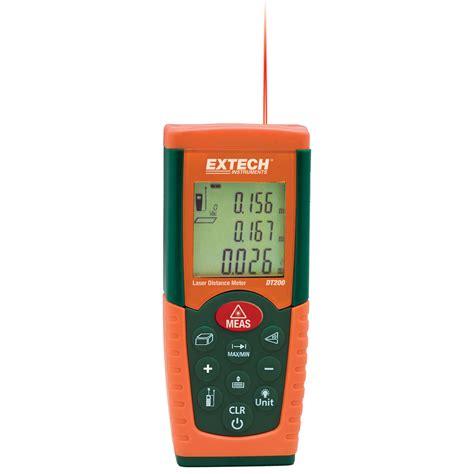 Laser Distance Meter Extech Dt200 extech dt200 laser distance meter shop extech laser