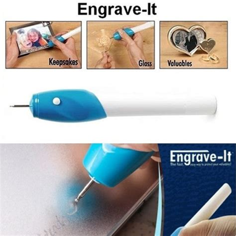Alat Ukir Engrave It Electric Carve Tool Pen engraving pen for scrapbooking tools stationery diy engrave it electric carving pen machine