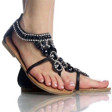 stylish  dazzling flat footwear  girls ohh
