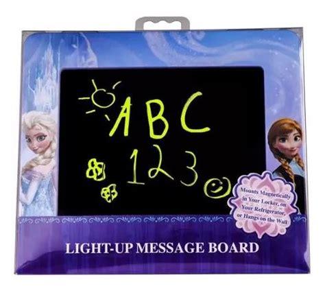 message board light up disney frozen light up message board only 5 83 reg 14