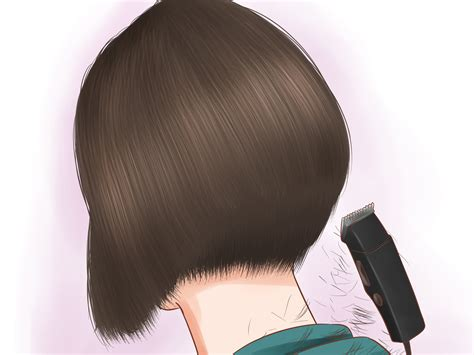 steps on how to cut a bob how to cut a bob 6 steps with pictures wikihow