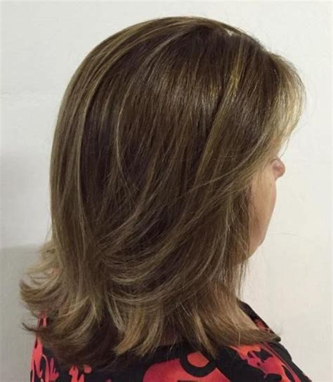 above shoulder layered haircuts 80 best modern haircuts and hairstyles for women over 50