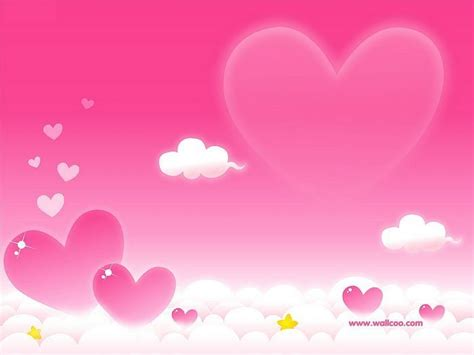cool valentine wallpaper touch my heart 25 beautiful pink heart wallpapers