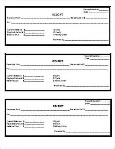 Exles Of Invoice Templates by Rental Receipt Template