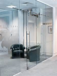 glass sliding door installation glass partitioning frameless glass office partitioning