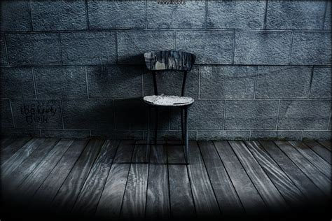 The Chair Photography by The Lonely Chair By Zd Designs On Deviantart