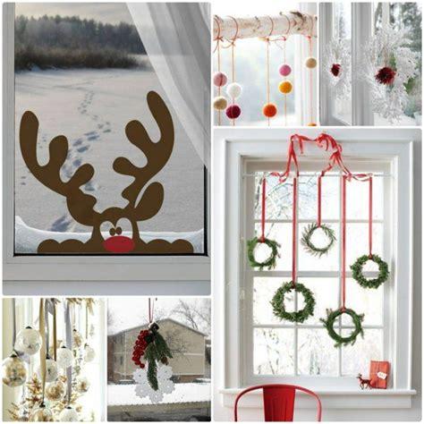 Fenster Deko Weihnachten Diy by Kreative Ideen F 252 R Eine Festliche Fensterdeko Zu