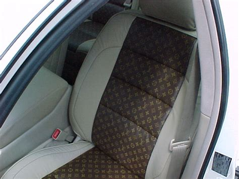 Louis Vuitton Car Upholstery by Louis Vuitton Leather Interior Club Lexus Forums
