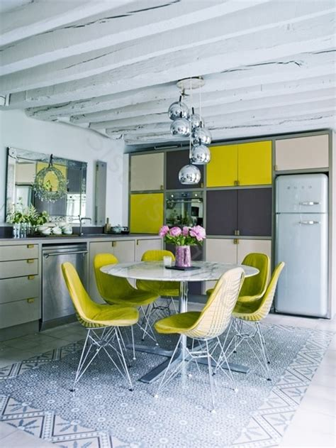 yellow and grey kitchen ideas 155 best images about yellow aqua gray colors on pinterest