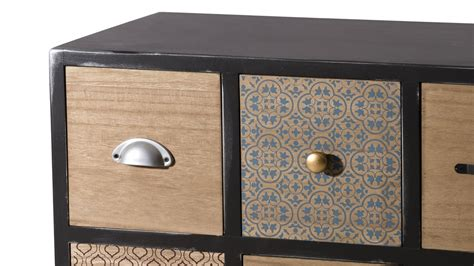 commode 8 tiroirs collection homifab