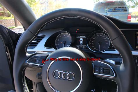 audi steering wheel controls 2016 audi s5 review