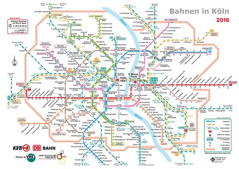 map of koln germany cologne rail map
