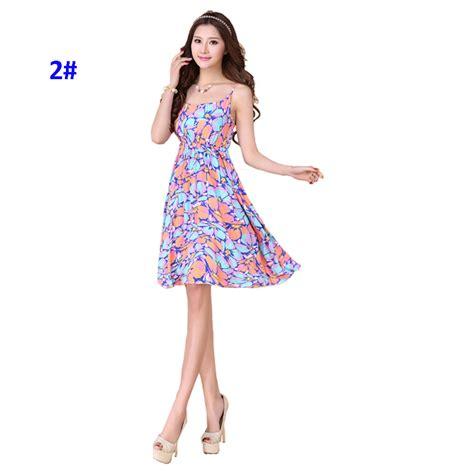 Dress Cotton Dress Import G217345 s cotton floral casual summer dress plus size xxxl sundress m 653 ebay